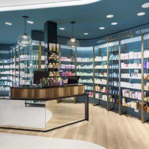 Мебель для аптеки GLAMER