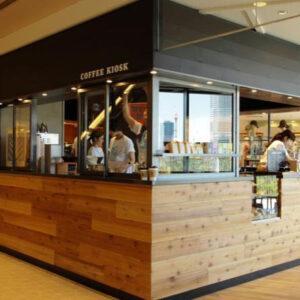 Торговый остров кофе BOX