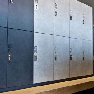 Шкафы для раздевалок Norway