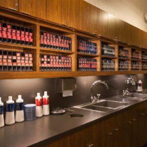 Лаборатория в салон красоты WOODLAND