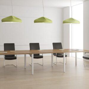 Переговорный стол TESS METAL