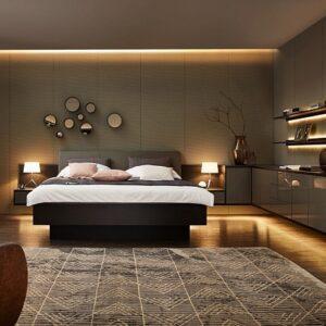 Модиели спален DEVISO