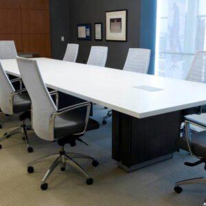 Переговорный стол на 10 человек DETROIT
